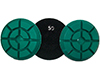 DIAMOND FLOOR POLISHING PADS Φ100 THUNDER No 50