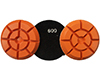 DIAMOND FLOOR POLISHING PADS Φ100 THUNDER No 600